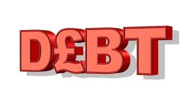debt, UK debt, how to get out of UK debt