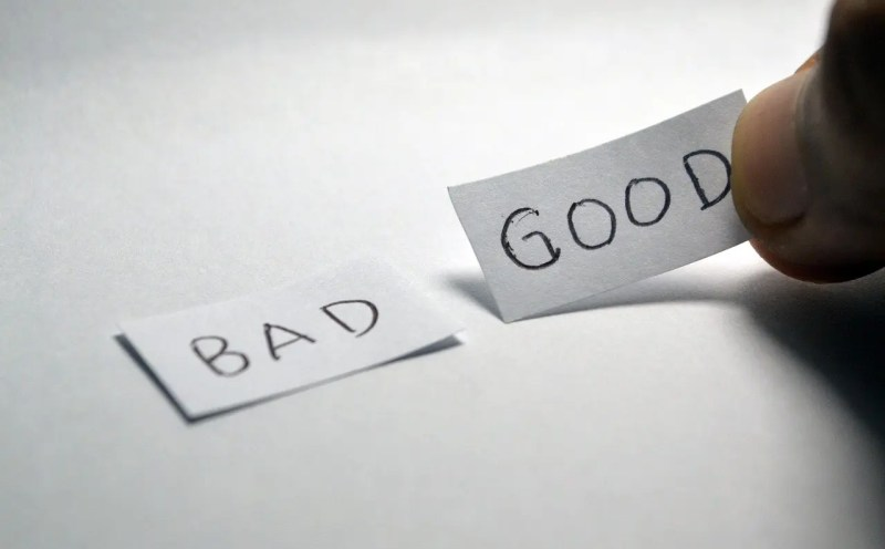 bad and good signs