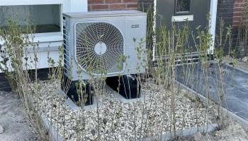 heat pump/air conditioner