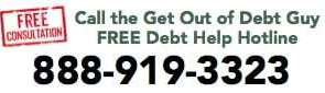 Get Out of Debt FreeHotline