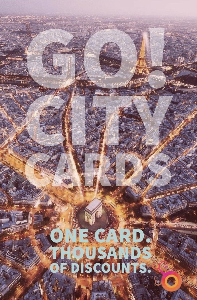 Go! City Card General