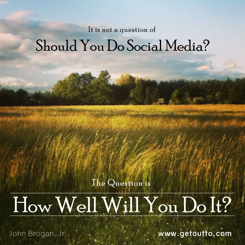 Image for how to do social media marketing right