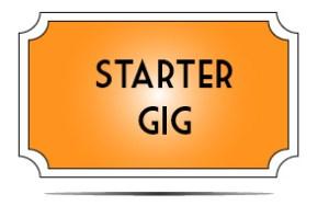Starter gig Graphic