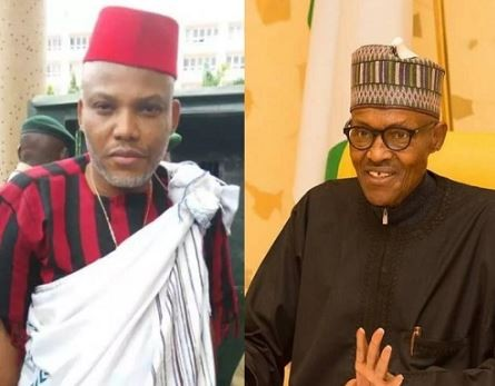 No cause for worry over Nnamdi Kanu's outburst - Presidency