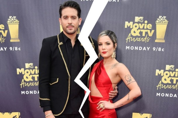 G-Eazy and Halsey have broken up again