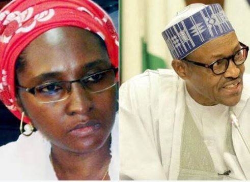 PDP challenges Buhari to speak out on Indictment by Finance Minister,Zainab Ahmed, who said the policies of his administration is hurting the nation