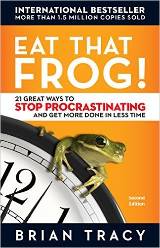 'Eat That Frog!' by Brian Tracy