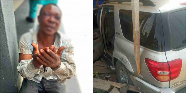 Man narrates how he saved his family from kidnappers lailasnews