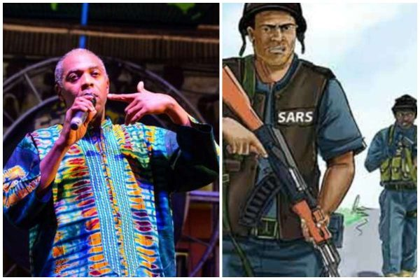 Police must defend us, not kill us - Femi Kuti lailasnews