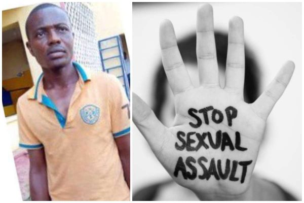 Serial rapist arrested after defiling lady heading to church lailasnews