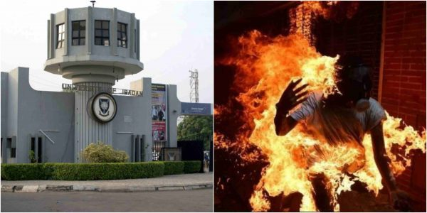 UI ex-lecturer did not commit suicide by setting himself on fire - Report lailasnews
