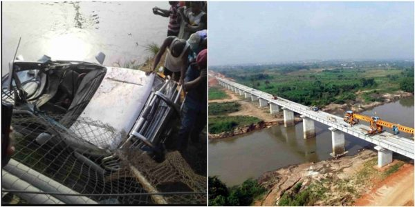 Woman dies after vehicle plunges into Ogun River lailasnews 2