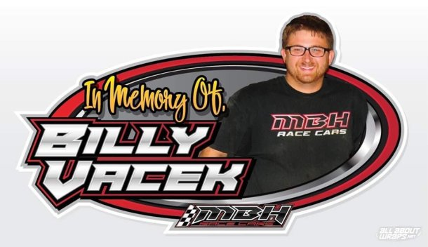 Billy Vacek death bna