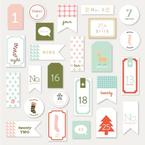 advent tags