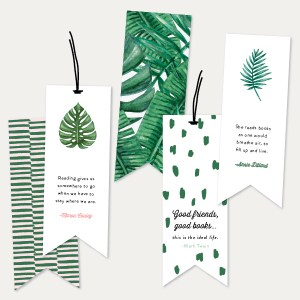 palm leaves book marks
