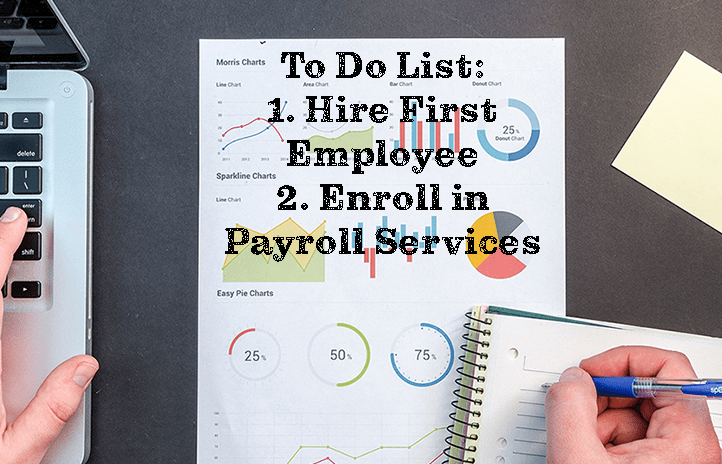 Hire Your First Employee and Then Enroll in Small Business Payroll Services