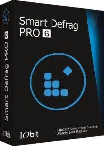 IObit Smart Defrag Pro 6.7.5.30 Crack