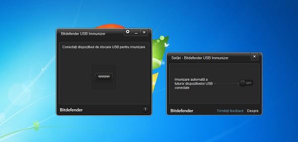 BitDefender USB Immunizer Download 32-64Bit