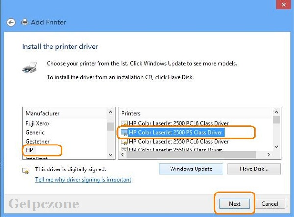 HP LaserJet 1300 driver download