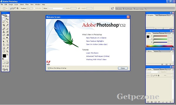 Adobe photoshop free download for 32-64 Bit for Windows