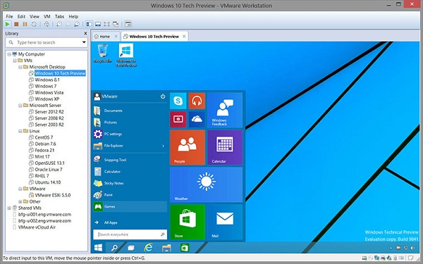 VMware Workstation Pro Download