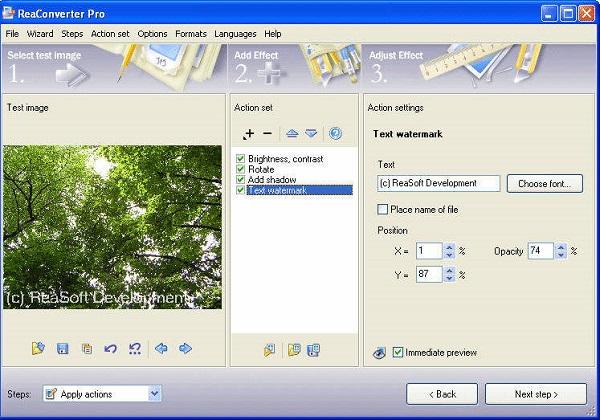 reaConverter Pro 7.426 Download