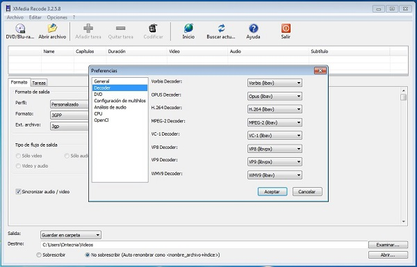 XMedia Recode Download 32-64 Bit