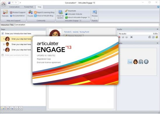 Articulate Studio 13 Pro 4.11 Download 32-64 Bit