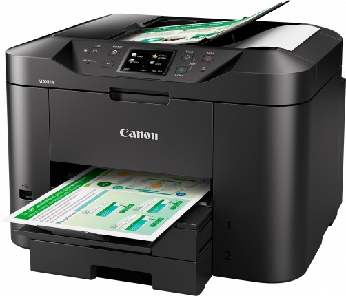 Canon MAXIFY MB2350 Driver Downloads