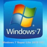 Windows 7 Super Lite 2019 ISO Download Free 32-64 Bit