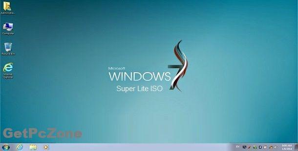 Free Download Windows 7 Super Lite 2019 ISO