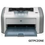 HP Laserjet 1020 Plus Printer Driver Download 32-64 Bit