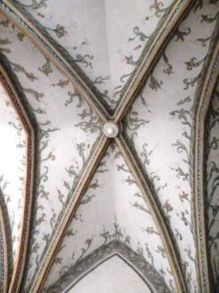 Renaissance decorations in the cloisters