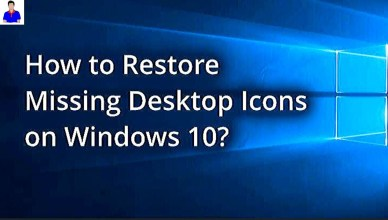 Windows 10 Desktop Icon Missing