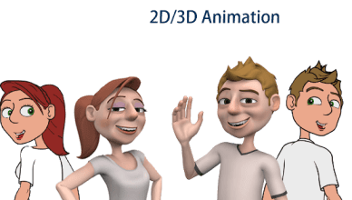 Advantages and Disadvantages of 2D and 3D Animations
