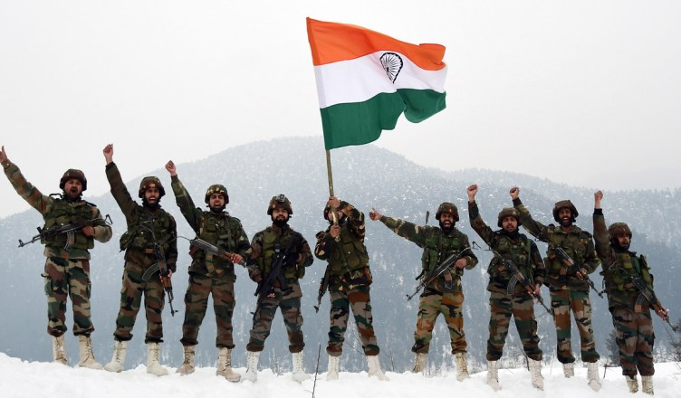 defence forces considered Important in India