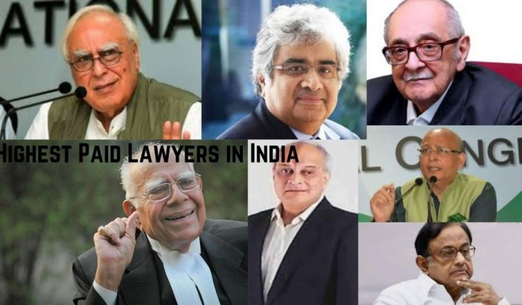 Highest paid lawyers