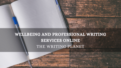 Wellbeing and Professional Writing Services Online