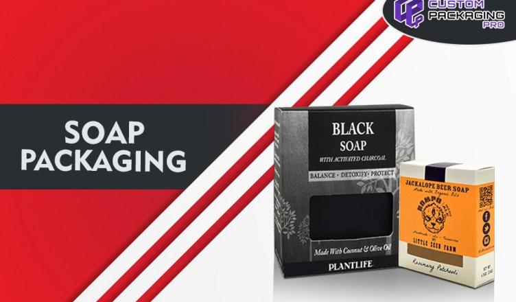 Custom Printed Soap Packaging Wholesale