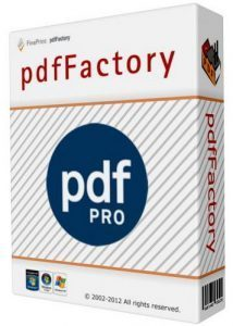 pdfFactory Pro 7.44 Crack + Serial Key Free Download 2021