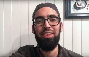 Adam Jamal cofounder of Quranic Arabic language learning app