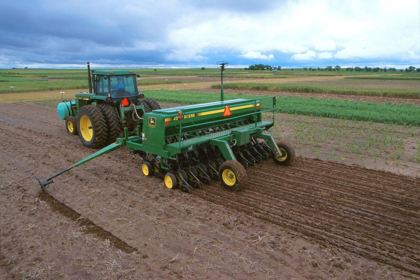 Make sure that the plants and soil are in a healthy condition to prevent from cutworms attack.