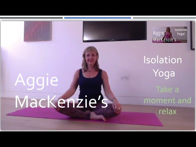 Aggie MacKenzie - Take a Moment to Relax