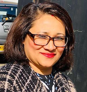 Shabita Shrestha: In Lockdown but learning with GRoW