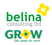 Belina Get Ready for Work join IEP as Corporate Affiliate Partners