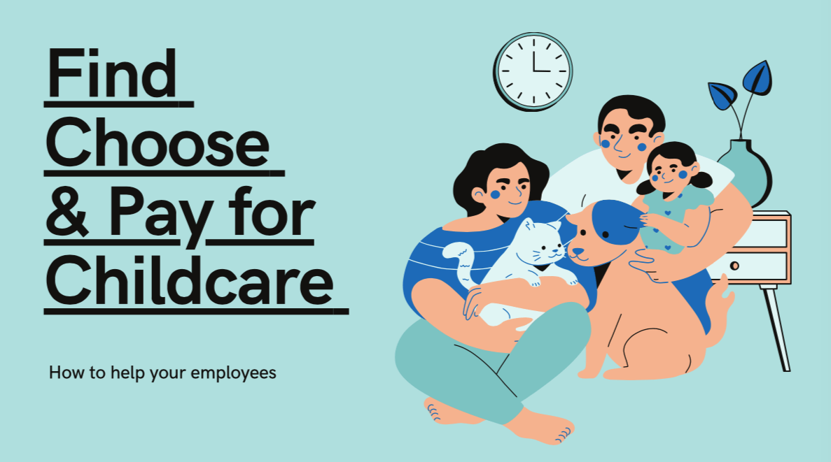 New training for Employers on supporting staff with childcare