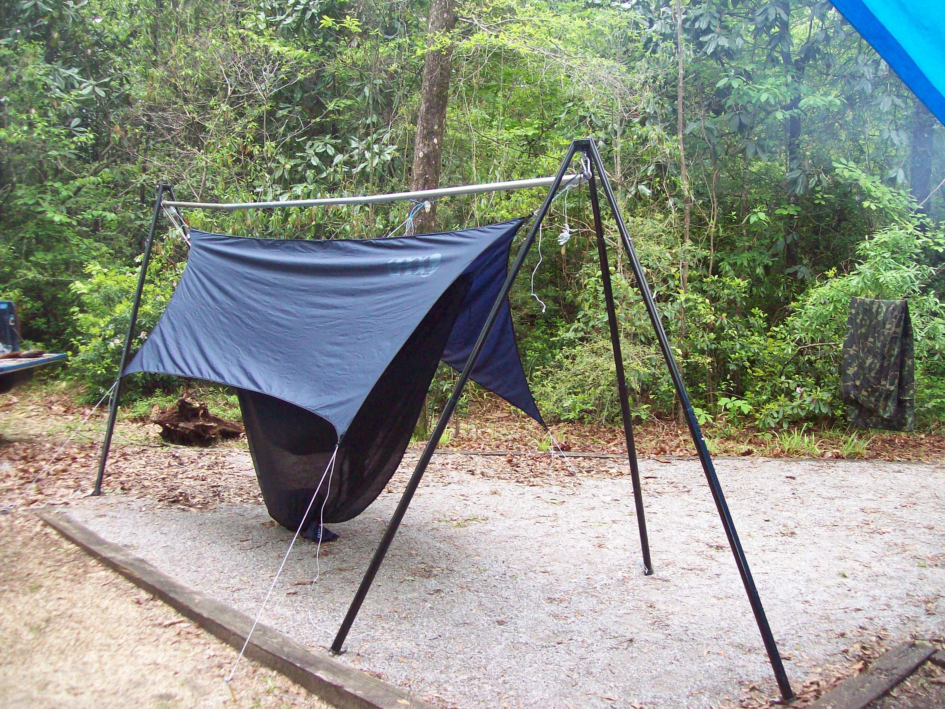 Hammocks In Tents Electricforest
