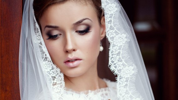 wedding makeup style brides