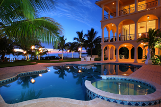 casa-elegante-3731-indian-beach-road-sarasota-florida-pool-view