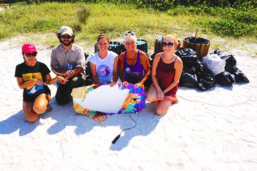 2015 Beach Cleanup